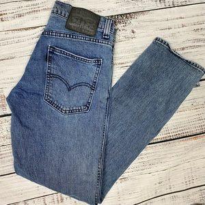LEVI'S 511 Slim Straight Blue Leg Jeans 29X30